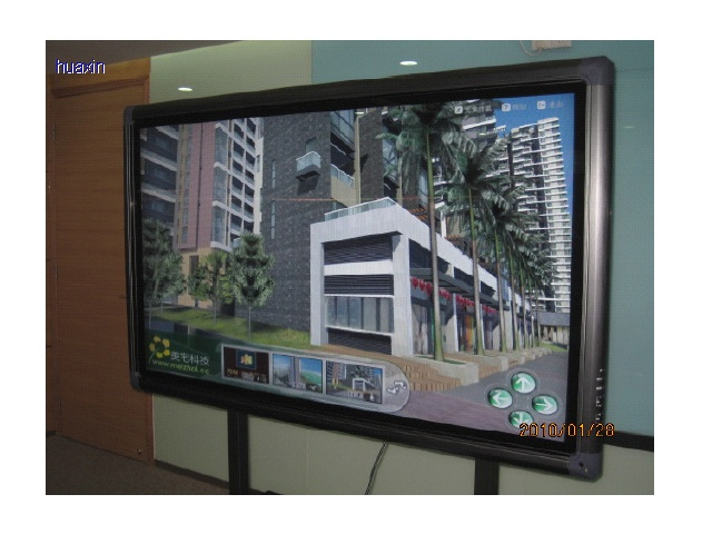 infrared interactive whiteboards